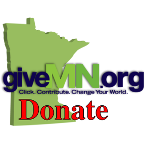Donate via GiveMN.org